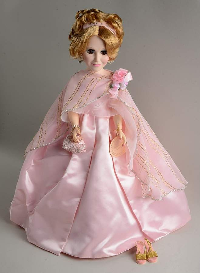 Madame Alexander Doll Madame Alexander-Pink Dress - No Box by Madame Alexander