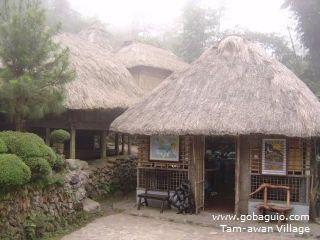 Tam-awan Village, Baguio City, Philippines