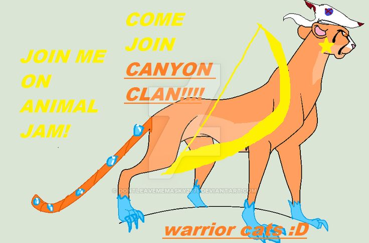 Join Canyonclan at once!