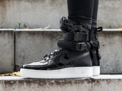 Nike SF-AF1 High Black Patent The Force Is Female Arriving Tomorrow