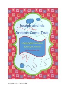 The Genesis story of Joseph, his dreams, and how they eventually come true.