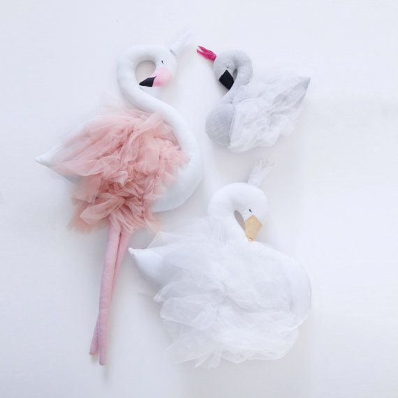 Liliana Flamingo by ilkahandmade on Etsy