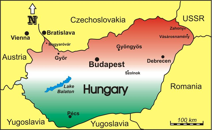 HUNGARY   Hungary Calling: 1956