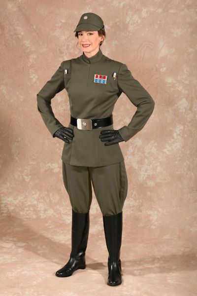 Star Wars Imperial Officer Uniform Hat With Metal Disk, Star Wars Officer Cosplay, Custom Made Costume By Khloe's Custom Clothing