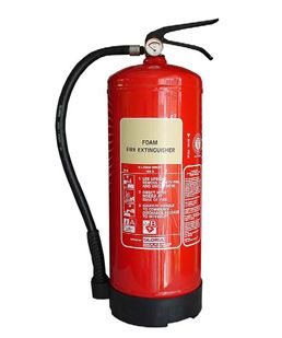 Extintor de incendio