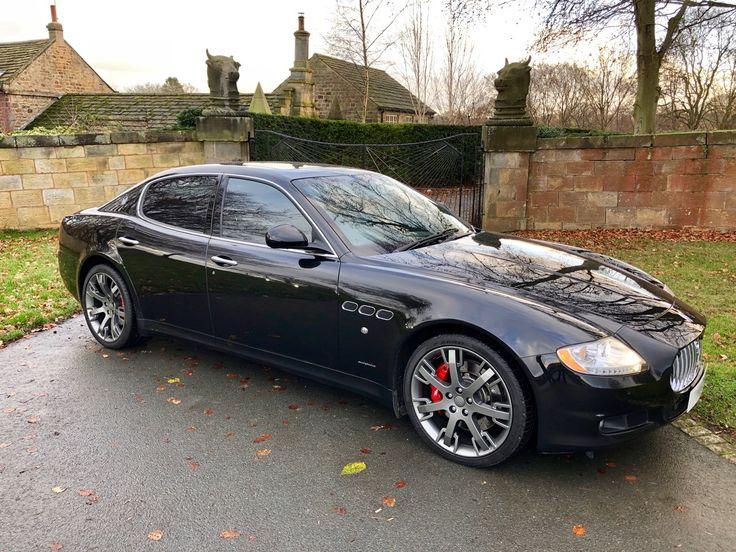 Maserati Quattroporte 4.7 V8 S Auto | Classic cars ...