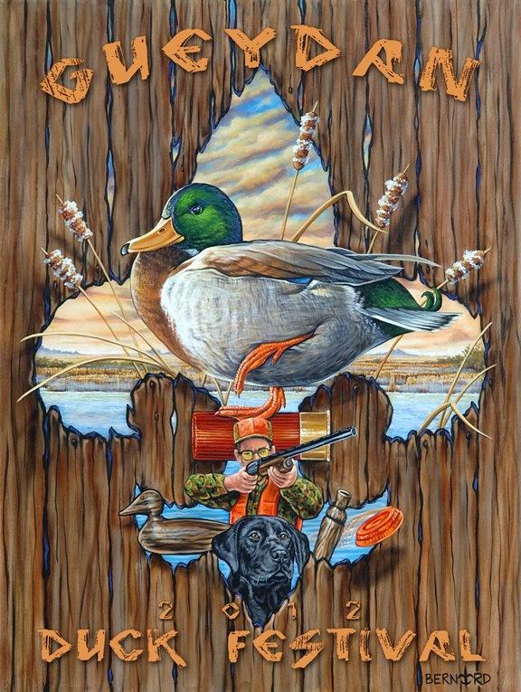 Gueydan Duck Festival michal,Dana, Cade | Don't Make Me Go ...