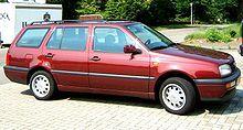 Volkswagen Golf 3 variant