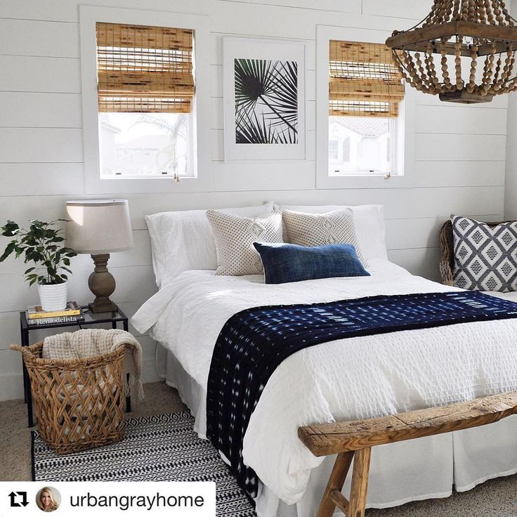 """136 Likes, 4 Comments - Stone Pony Furniture (@stoneponyfurniture) on Instagram: """"Bedroom ENVY . . . . .#Repost @urbangrayhome (@get_repost) ・・・ #sodomino #vscostyle…"""""""