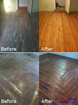 linseed oil floor finish – meze blog
