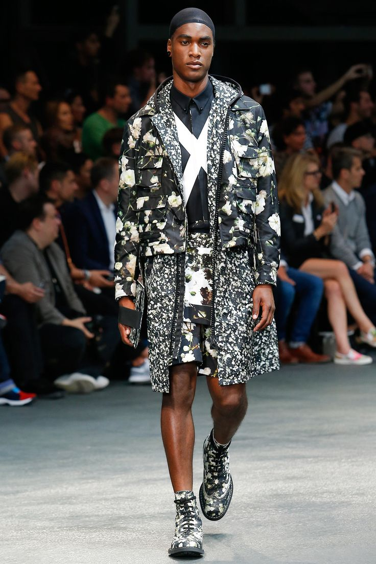 Givenchy Spring 2015 Menswear Collection Photos - Vogue