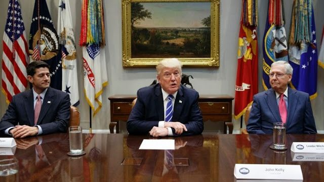 Presumptuous Politics: Trump, top Republicans to plot road map for more l...