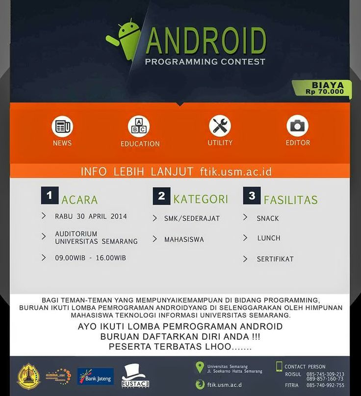 Android Programming Contest