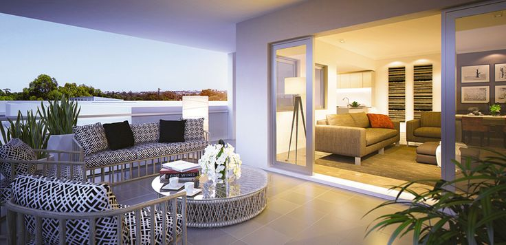 Muse Apartments, WA