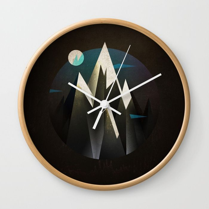Where i belong Wall Clock