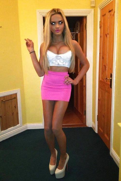 Chloe Ferry - UK plastic chav bimbo - JackinChat: Free