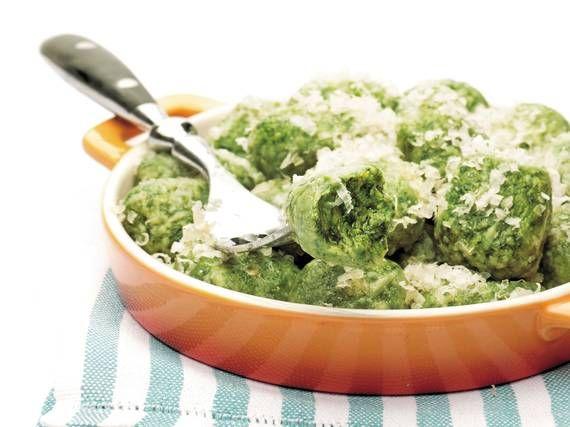 Gnocchetti di spinaci (gli ignudi) - Piattoforte