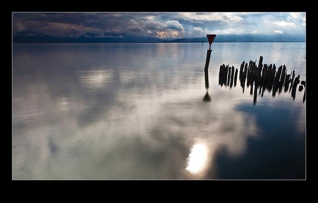 Bodensee ~ by Arie van Tilborg, via Flickr
