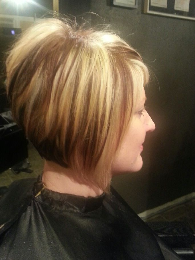 Short Stacked Hairstyles best 25 stacked bob haircuts ideas on pinterest bobbed haircuts blonde bobs and medium blonde bob Short Stacked