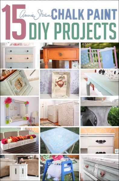 Get Inspired: 15 Annie Sloan Chalk Paint Projects