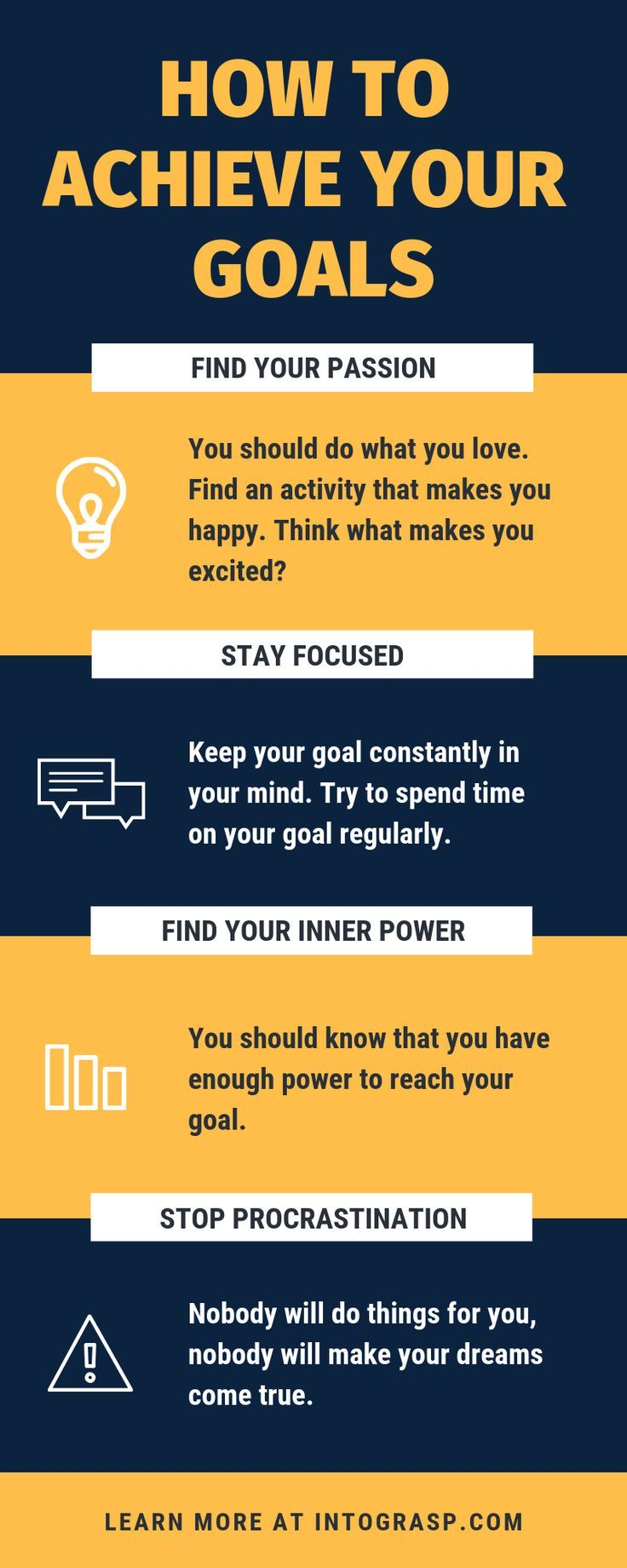 How to Achieve Your Goals Faster!