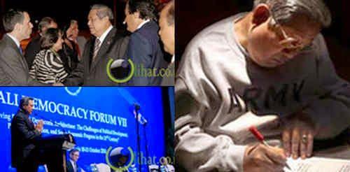 5 Aksi yang Dilakukan Presiden SBY Menjelang Lengser