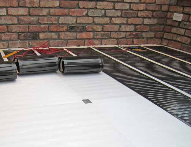 Best 25 underfloor heating systems ideas on pinterest for Electrical heating systems for homes