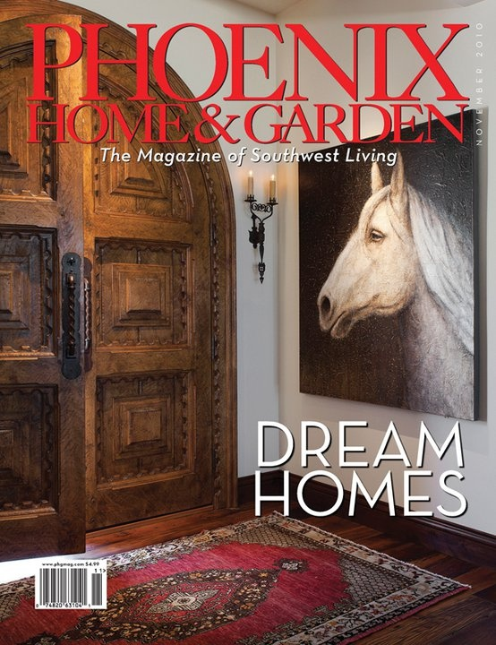 Southwest: Dream Homes 2010 | Past and Present Covers