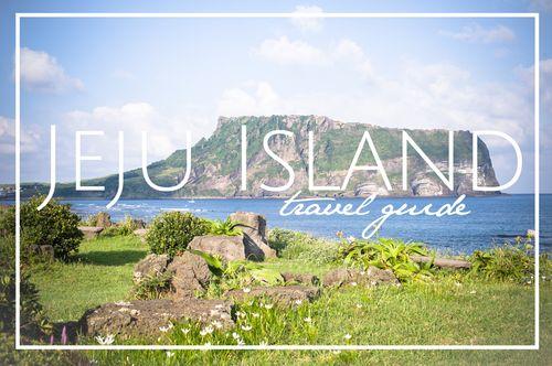 Jeju Island Travel Guide