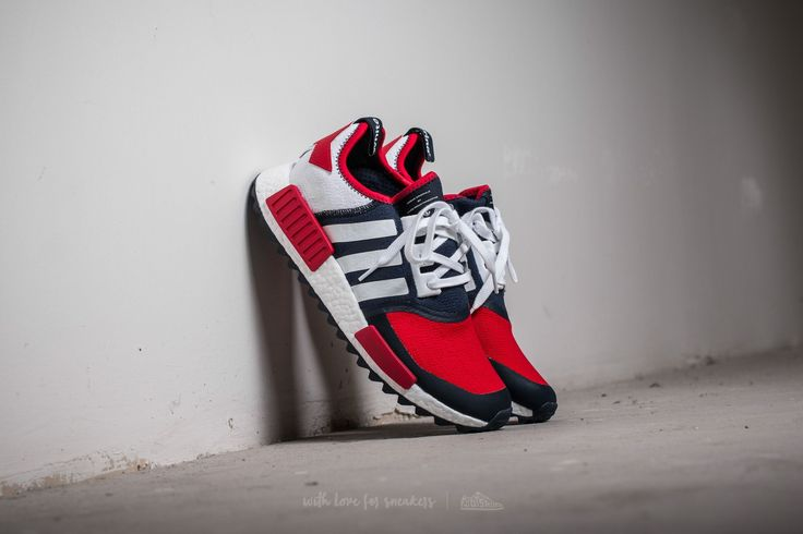 ADIDAS WHITE MOUNTAINEERING NMD TRAIL PRIMEKNIT#adidas #nmd #shoes #sneaker #sneakerhead #style #outfit #fashion #menstyle #trendway #trends #allstar #nmd