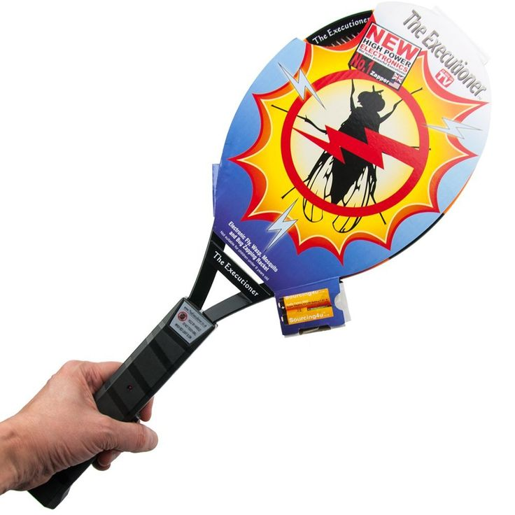Executioner Bug Zapper-Fly Zapper-Best Bug Zapper- Electric Gadgets-Electric-Bug-Zapper-Fly-Swat-Wasp-Bug-Mosquito-Swatter-Outdoor-Insect-Killer-Gadgets.