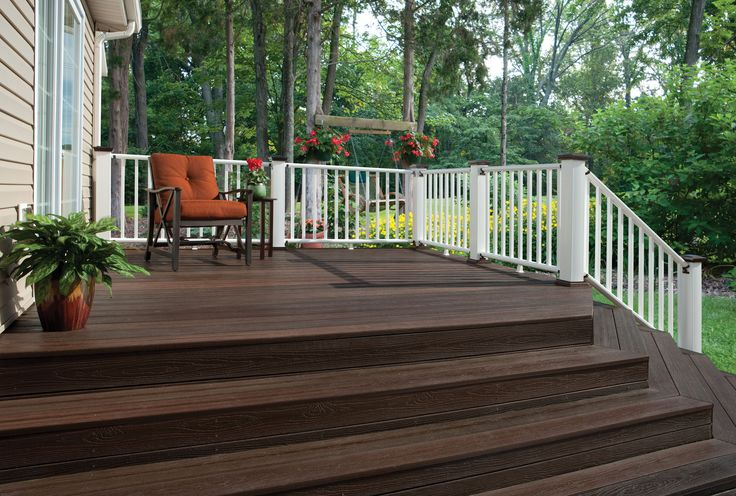 12 best marquee railing system images on pinterest deck for Envision decking