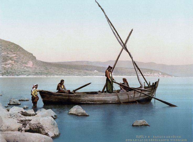 Meer van Galilea (1900)