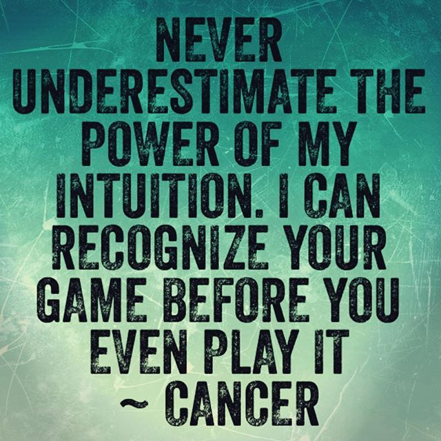 zodiac quotes cancer on Instagram