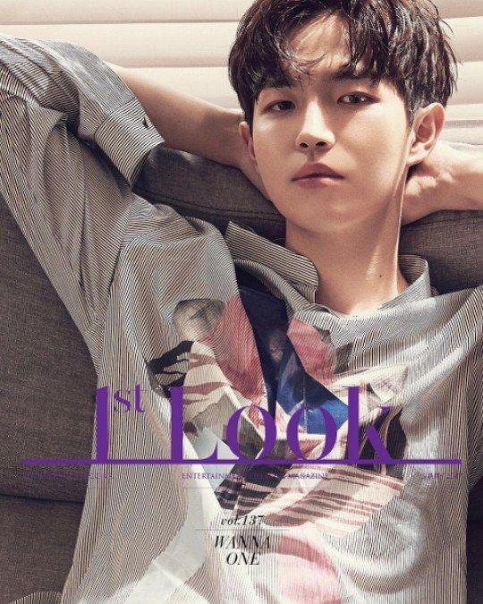 Kim Jaehwan [WANNA◾ONE] - '1st Look'