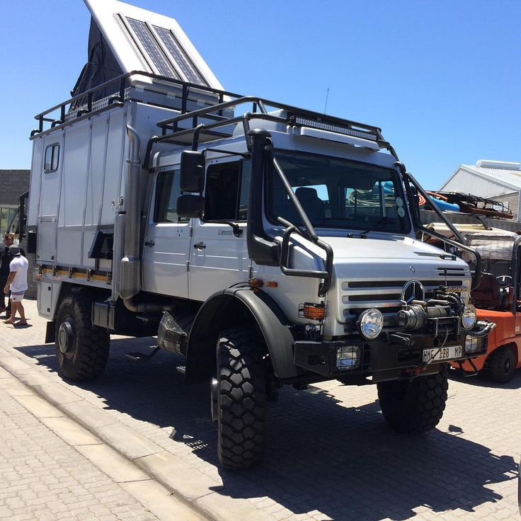 61 best Unimog Caravan images on Pinterest | Caravan, Mobile home ...