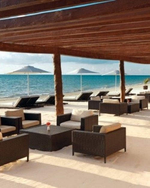 Moon Palace (Cancun, Mexico) - #Jetsetter No fewer than 25 upscale restaurants and bars at this location