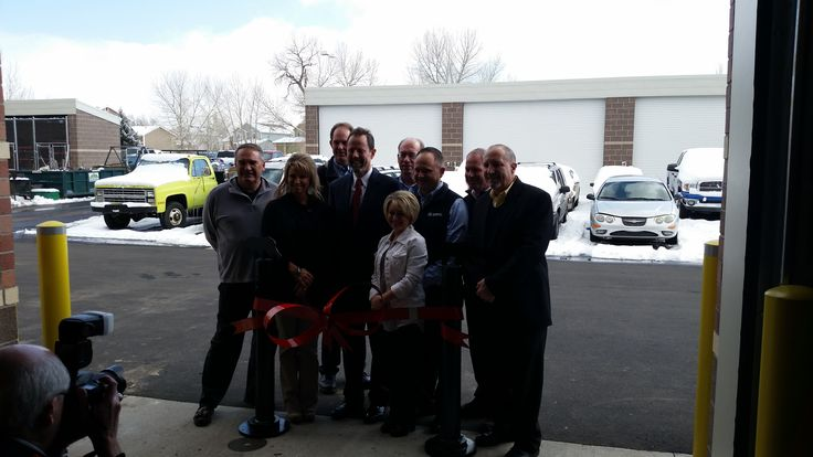 Today was the Grand Opening of Little Bear Peak Facility at Front Range Community College Larimer Campus.  This project was funded by Markley Motors partnered with Forney industries.