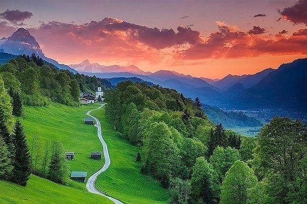 Великолепная Бавария, Германия