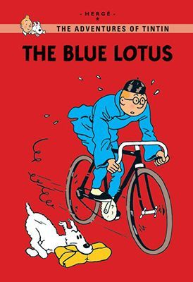 Les Aventures de Tintin - Album Imaginaire - The Blue Lotus