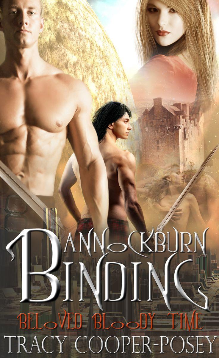 Bannockburn Binding.  Book 1, Beloved Bloody Time Series
