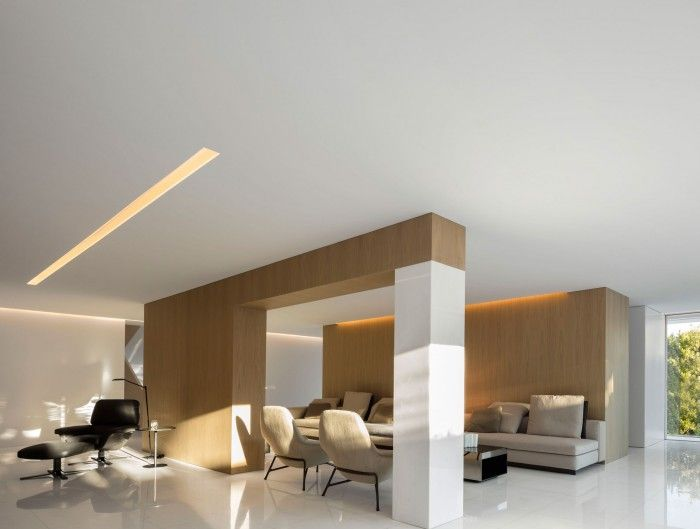 Pedra Silva Arquitectos ha diseñado esta clínica dental, en Sidney, donde adquiere una particular presencia una estructura de madera generadora de espacios