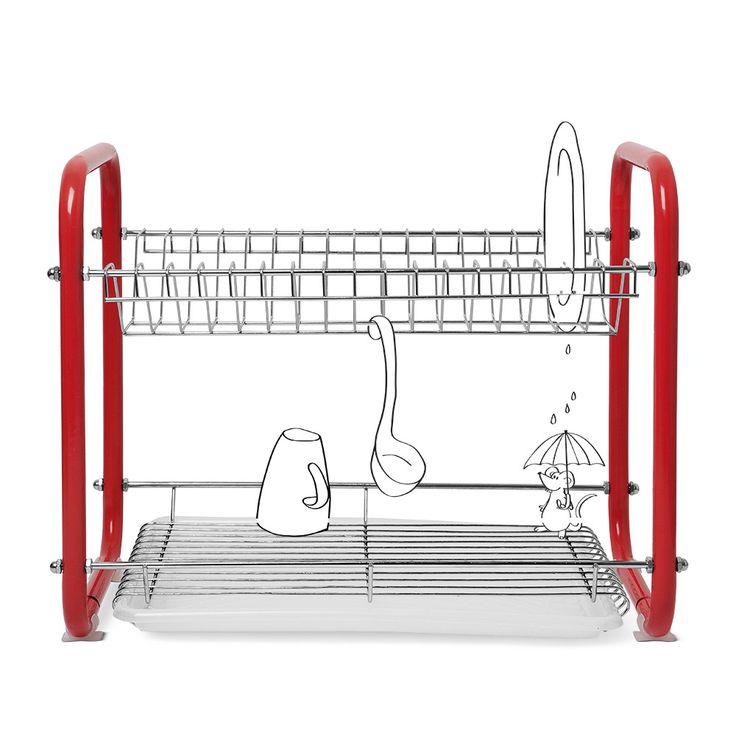Suszarka do naczyń #dishwashing #rack #suszarka