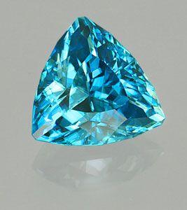 53 Best Images About Blue Zircon On Pinterest Gemstones