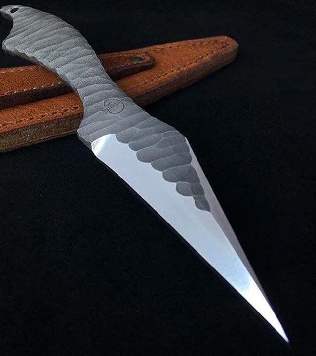 Pointy!! Wil be nice in a ti