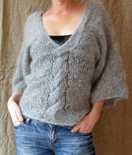 Cabled by Hinke on Ravelry