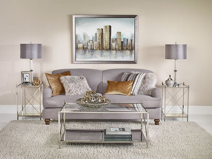 Claridon Sofa | Living Room Decor