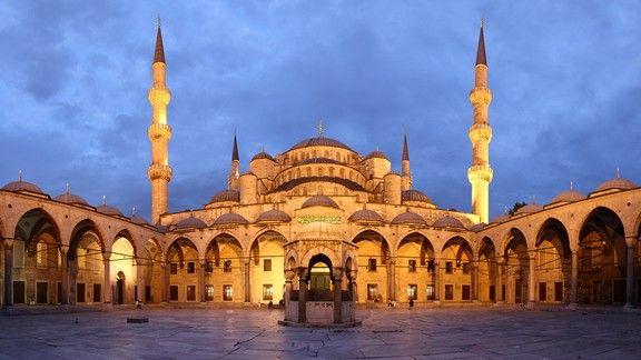Sultan Ahmet Cami  #wallpaper #cami #mosque #blue #sultanahmet
