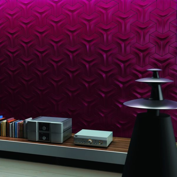 17 Best Wall Covering Designs Images On Pinterest | Texture, 3D
