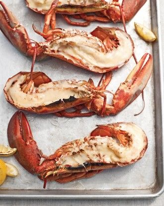 """See the """"Lobsters with Beurre Blanc"""" in our Lobster Recipes gallery"""